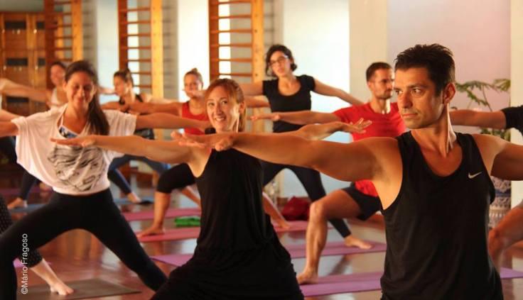 Yoga Tónico no Porto