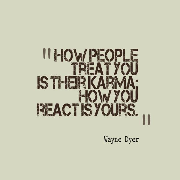 Karma-Quotes