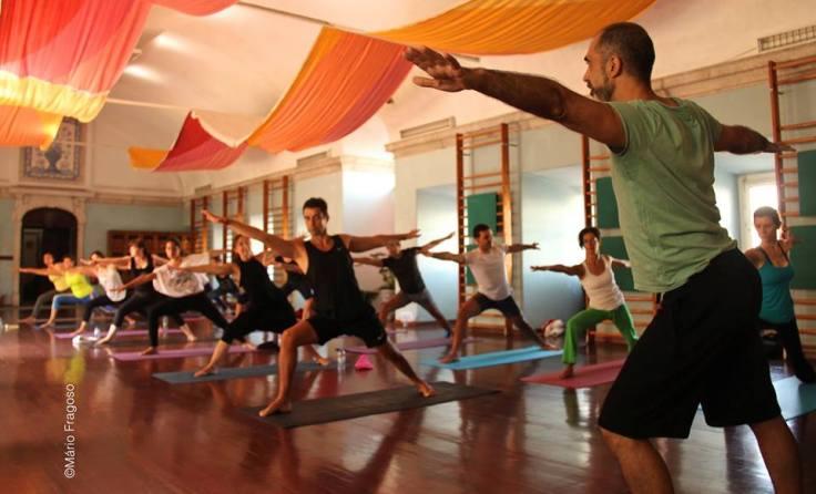 Yoga Comunitário