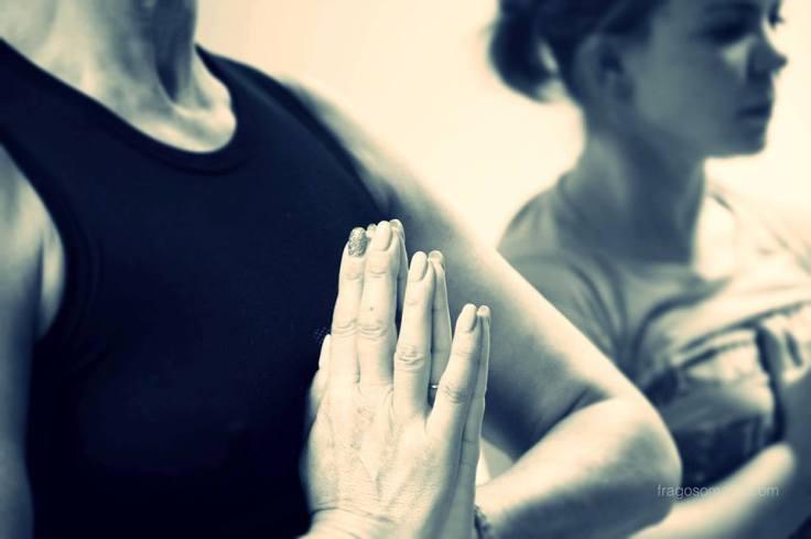 Workshop de yoga com Jean Pierre de Oliveira