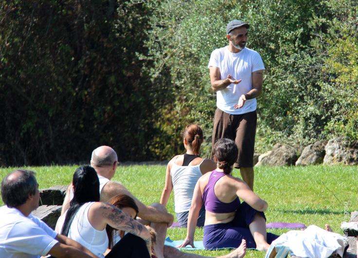 Retiro de yoga com Jean Pierre de Oiveira