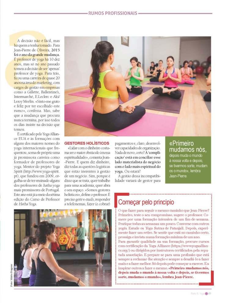 Reiki & Yoga - edição de julho