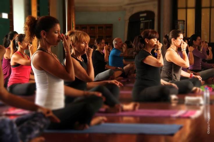 Yoga Spirit and Jean Pierre de Oliveira