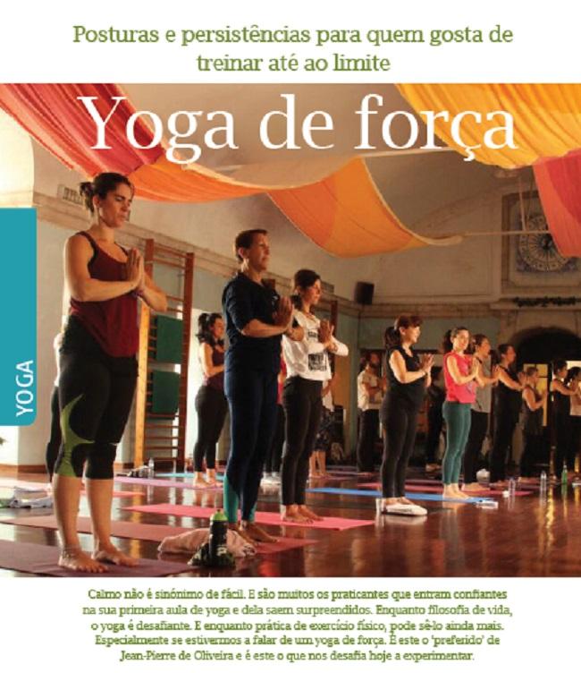 Para ler na edição especial de agosto da revista Reiki & Yoga