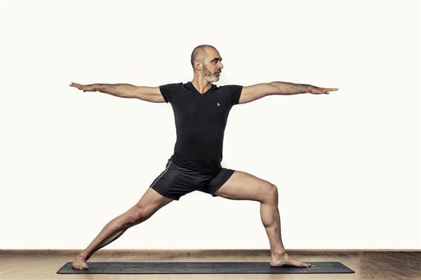 """55b404036 """"O Yoga que proponho é um Yoga funcional. Mais do que uma reprodução da  postura perfeita"""